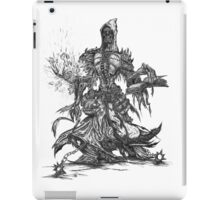 Lich unded mage iPad Case/Skin