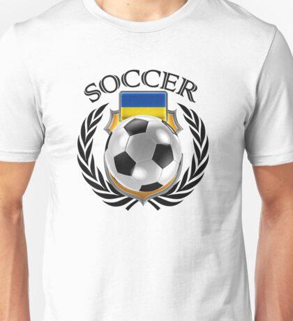 Ukraine Soccer 2016 Fan Gear Unisex T-Shirt
