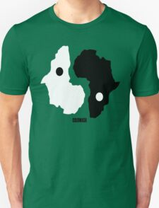 AFRICAN YIN YAN T-Shirt