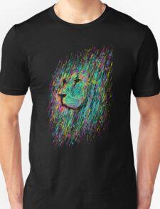 Unfinished Lion Unisex T-Shirt