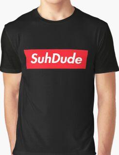 Suh man Graphic T-Shirt