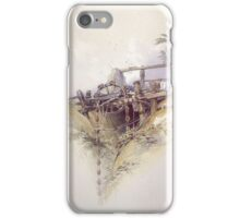 David Roberts RA (Scottish ) ,Persian Water-Wheel used for Irrigation iPhone Case/Skin