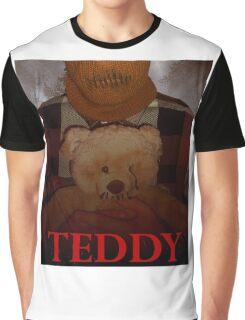 Slasher Studios - Teddy Merchandise  Graphic T-Shirt