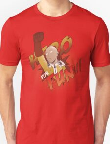 Hero for FUN! Unisex T-Shirt