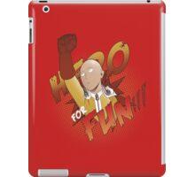 Hero for FUN! iPad Case/Skin