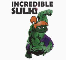 Incredible Sulk One Piece - Long Sleeve