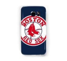 Boston Red Sox Logo Baseball Samsung Galaxy Case/Skin