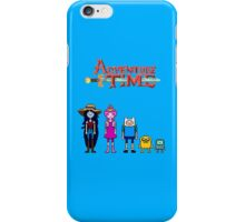 ADVENTURE TIME What Was Missing  iPhone Case/Skin