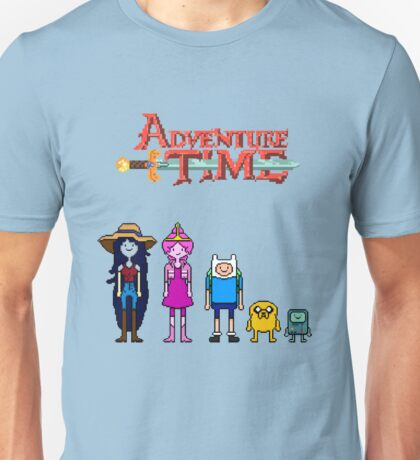 ADVENTURE TIME What Was Missing  Unisex T-Shirt