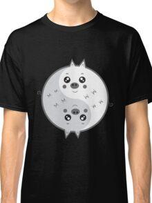 Cute pigs yin yang  Classic T-Shirt