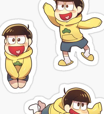 Osomatsu-san :  Jyushi chibi (1) Sticker