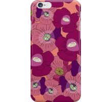 Poppy Rush iPhone Case/Skin