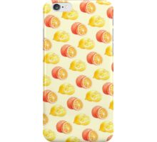 Orange and Lemon iPhone Case/Skin