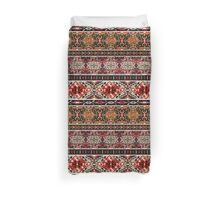 Bright pattern in tribal style Duvet Cover