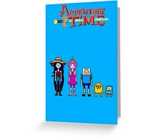 ADVENTURE TIME What Was Missing  Greeting Card