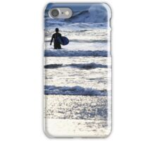 Surfglow - Freshwater West iPhone Case/Skin
