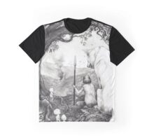 Between the roots and the branches Graphic T-Shirt