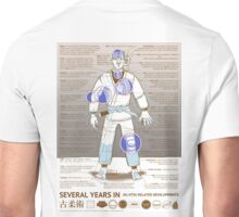 BJJ - Several Years In - Sepia Unisex T-Shirt