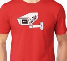 CCTV - George Orwell 1984 Unisex T-Shirt