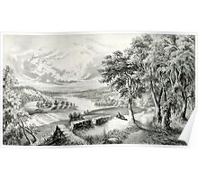 Dreams of youth - 1869 - Currier & Ives Poster