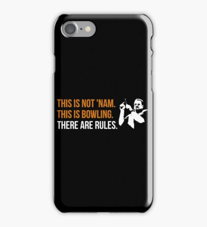 THIS IS NOT NAM iPhone Case/Skin
