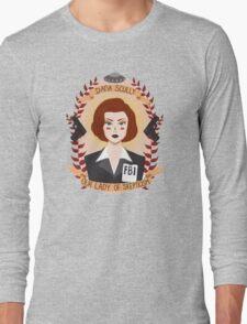 Dana Scully Long Sleeve T-Shirt