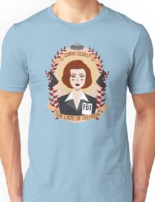 Dana Scully Unisex T-Shirt