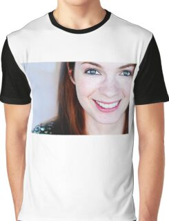Felicia Day Graphic T-Shirt