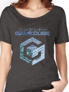 Vaporwave Gamecube Women's Relaxed Fit T-Shirt