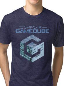 Vaporwave Gamecube Tri-blend T-Shirt