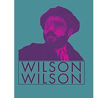 UTOPIA - WILSON x2 Photographic Print