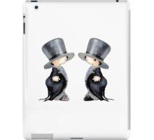 Little Groom and Groom iPad Case/Skin