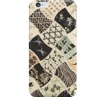 Origami Paper - Black iPhone Case/Skin