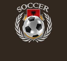 Albania Soccer 2016 Fan Gear Unisex T-Shirt