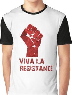 Viva La Resistance Graphic T-Shirt