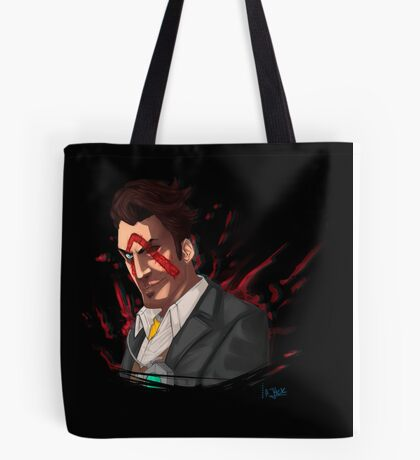 HANDSOME JACK - BORDERLANDS Tote Bag