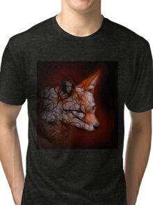 Fox Spirit Tri-blend T-Shirt