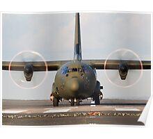 RAF C-130 Hercules Poster