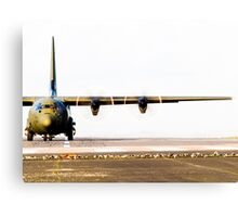Royal Air Force C-130 Hercules Canvas Print