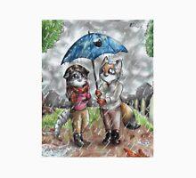 Tiger and Fox - Under the rain Unisex T-Shirt