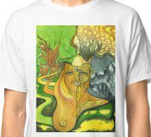 Odin and Freya  Classic T-Shirt