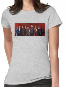 Badlands cast Womens Fitted T-Shirt