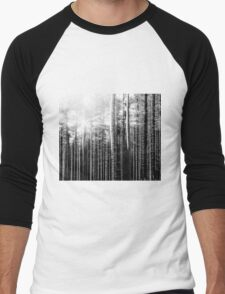 Forest V Men's Baseball ¾ T-Shirt