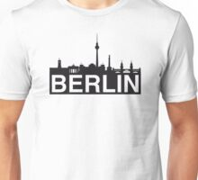 berlin skyline Unisex T-Shirt