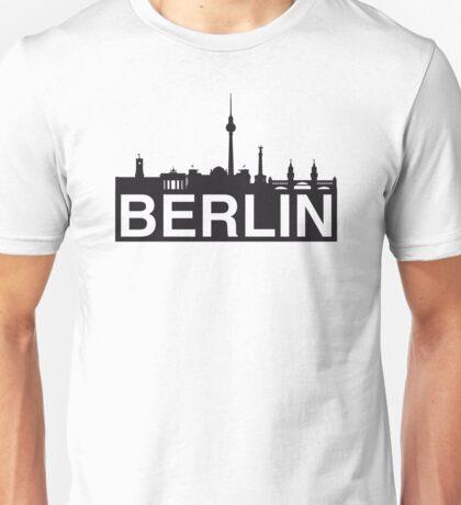 berlin skyline Unisex T-Shirt