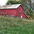 """Red Barn""... prints and products by © Bob Hall"