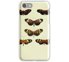Butterflies from Asia, Africa and America,. Amsteldam, Chez S. J. Baalde;  iPhone Case/Skin