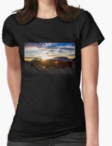 Camaro SS Womens Fitted T-Shirt