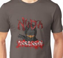 Ninja Assassin Unisex T-Shirt