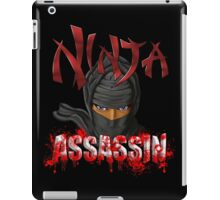 Ninja Assassin iPad Case/Skin